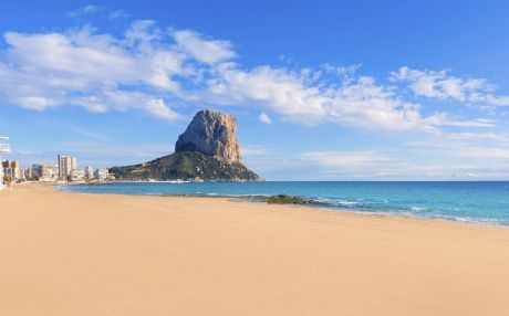 Apartment for 7 people in Calpe
