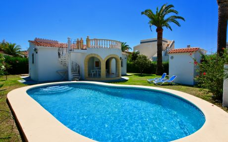 Villa for 4 people in Poblets
