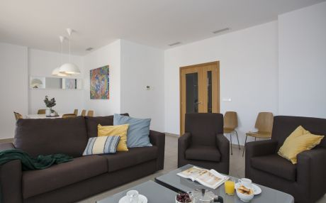 Apartment for 12 people in the center of Valencia