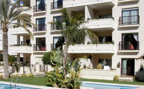 Apartment for 4 people in Albir