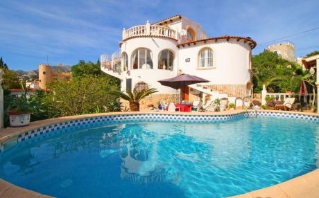 Villa for 5 people in Calpe