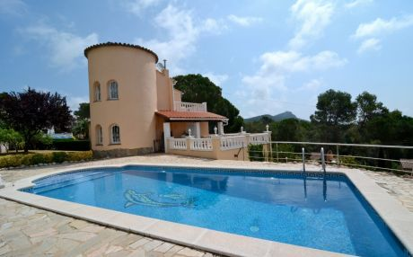 Villa for 6 people in Estartit