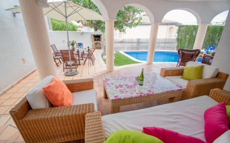 Villa for 6 people in Miami Playa