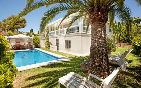 Villa for 5 people in Marbella
