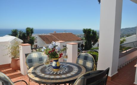 Apartment for 5 people in Nerja