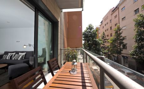 Comfortable apartment for 6 people in Barcelona city