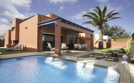 Villa for 7 people in Corralejo
