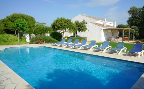 Villa for 10 people in Alaior