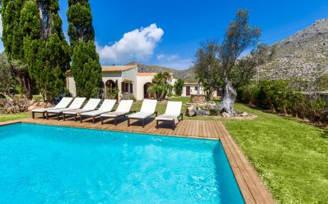 Villa for 7 people in Pollensa / Pollença