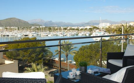 Apartment for 6 people in Port d'Alcudia