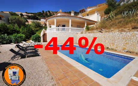 House for 8 persons in Palau-Saverdera