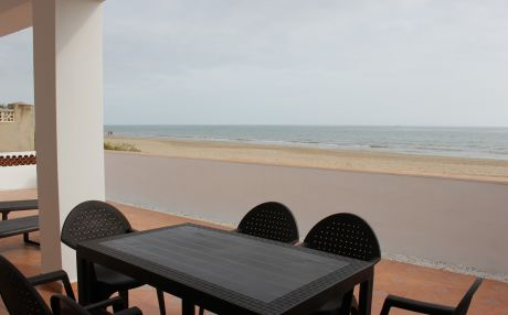 Bungalow for 6 people in Denia