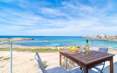 Apartment for 4 people in Ses Salines