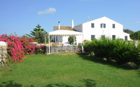 Finca for 8 people in Sant Climent