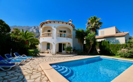 Villa for 4 people in Denia