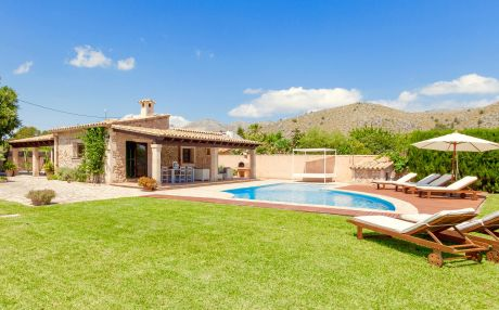 Villa for 6 people in Pollensa / Pollença