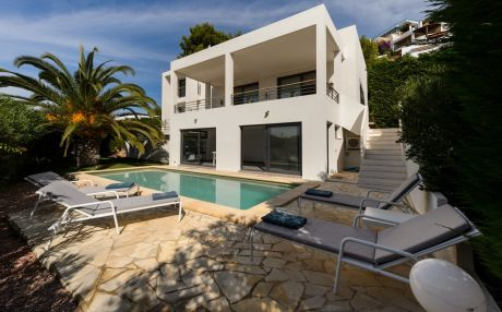 Villa for 6 people in Ibiza town