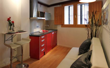 Apartment for 3 people in the city of Valencia