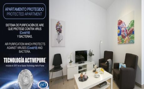 Apartment for 7 people in the center of Valencia