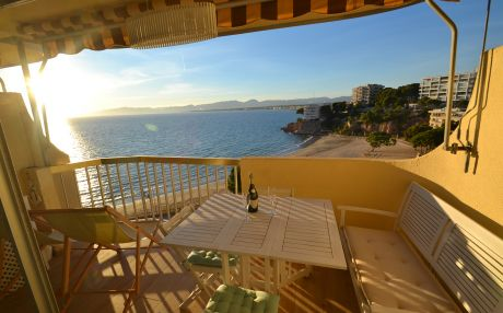 Bright apartment for 2 people in Salou