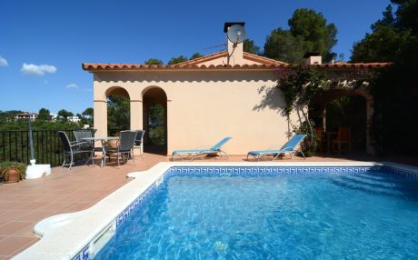 Villa for 8 people in Begur