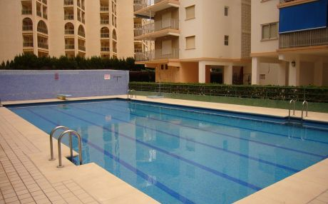 Apartment for 8 people in Cullera