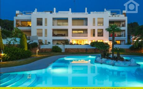 Apartment for 4 people in Moraira