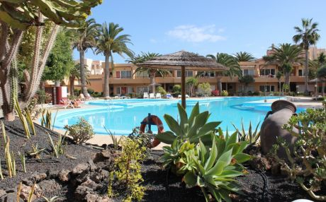 Apartment with pool for 4 people in Corralejo