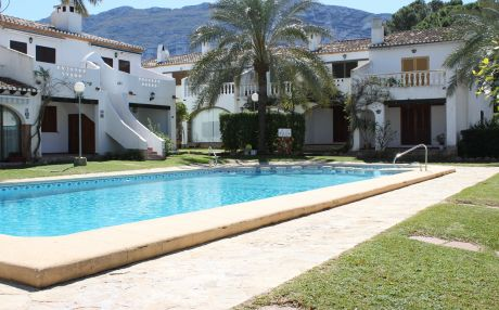 Apartment for 3 people in Denia