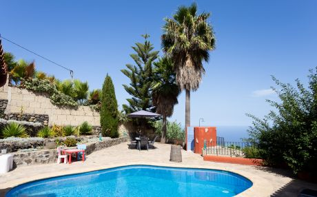 Villa equipped for 5 people in Icod de los Vinos