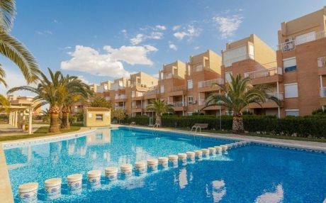 Apartment for 4 people in Denia