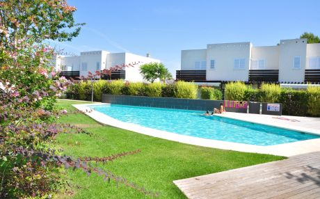 House with garden for 9 people in Cambrils
