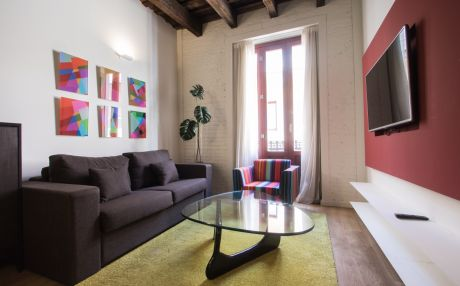 Apartment for 4 people in Valencia