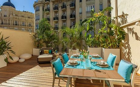 Apartment for 6 people in Valencia
