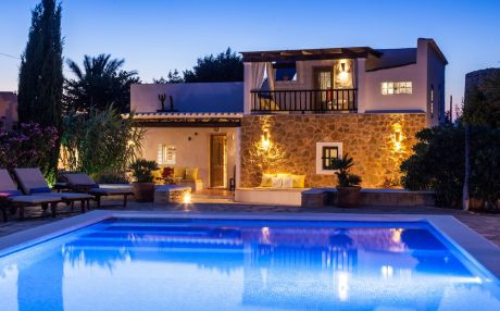 Villa for 8 people in Sant Josep de Sa Talaia / San Jose