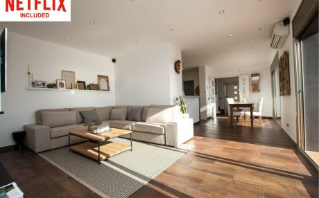 Villa equipped for 6 people in Santa Susana
