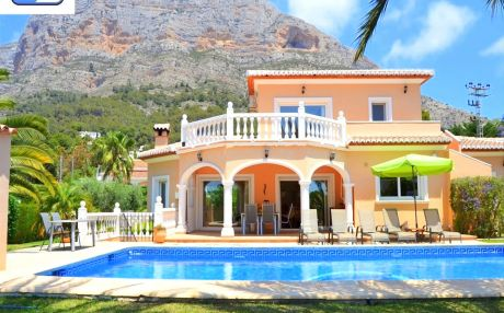 Villa for 8 people in Javea / Xàbia