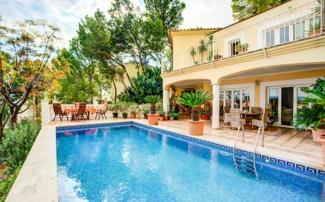 Villa for 6 people in Peguera
