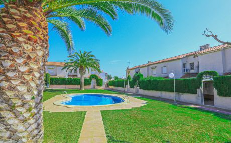 Terraced house for 6 people in Cambrils