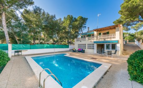 Ideal family villa for 6 people in Calvià