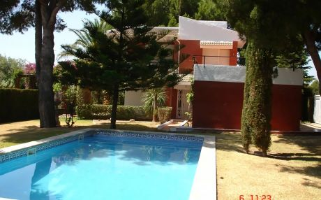 Villa for 10 people in Ametlla