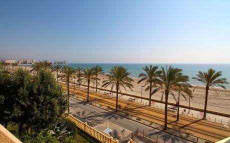 Apartment for 2 people in El Campello