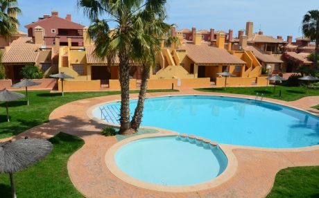 Apartment for 5 people in Mar de Cristal