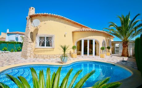 Villa for 6 people in Poblets
