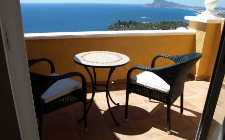 Bungalow for 6 people in Altea