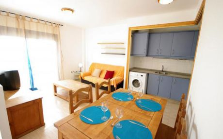 Apartment for 4 people in Tarifa