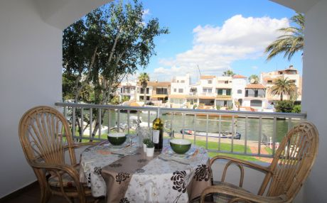 Studio for 2 people in Empuriabrava