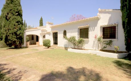 Chalet for 7 persons in Javea / Xàbia