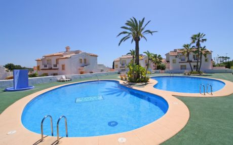 Bungalow for 7 people in Calpe
