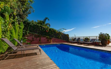 Villa for 6 people in Blanes